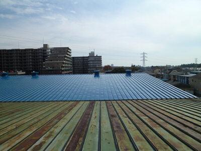 相模原市 屋根遮熱塗料塗装