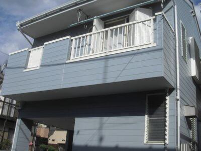 座間市 屋根・外壁・木部塗装工事