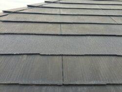カラーベスト屋根 破損部差し替え補修工事