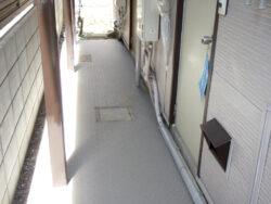 相模原市 アパート 床 塗装