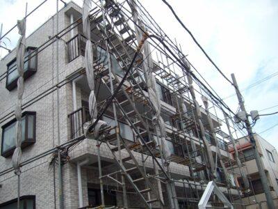 相模原市 マンション外壁改修工事