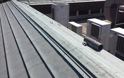 相模原市 施設屋根補修工事