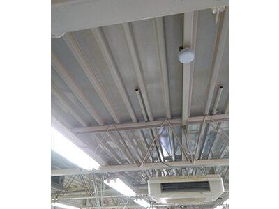 相模原市南区 施設天井塗装工事